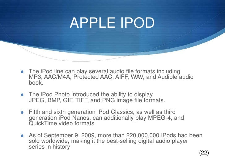 Portable Audio Device