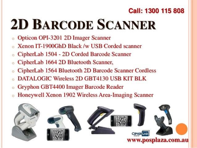 2d barcode scanner online