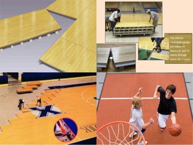 Portable Basketball Floor : Portable basketball court flooring gurus floor