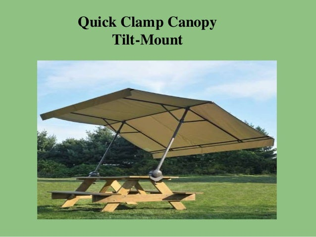 Quick Cl& Outdoor Shade Canopy Kit; 7. & Buy Online Portable Canopy Tent