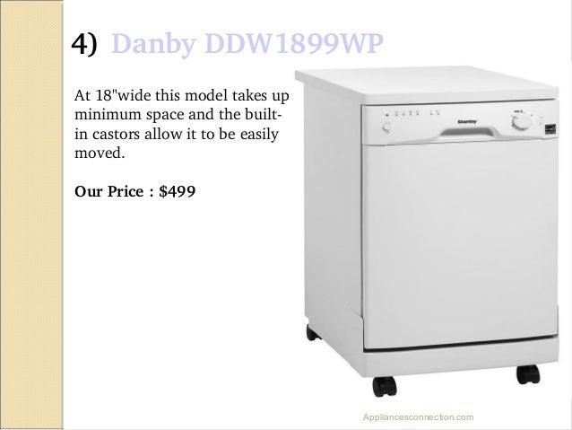 Top 5 Portable Dishwashers under $600
