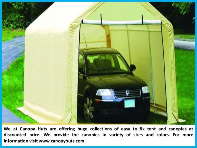 Welcome to Canopy Huts; 2. & Buy Portable Garage Tents at Best Price