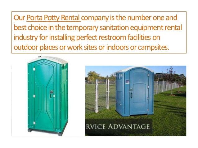 Portable Toilet Rental Porta Potty Rental Info