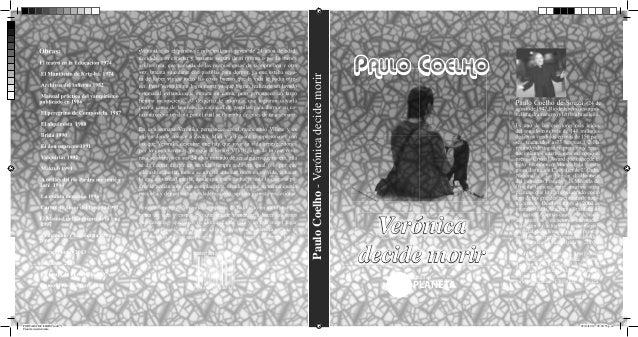 PAULO COELHO                                               Paulo Coelho - Verónica decide morir                           ...
