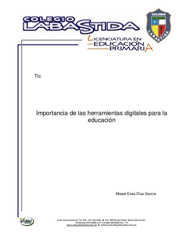 José Vasconcelos # 110 Ote., Col. del Valle  C.P. 66220 San Pedro Garza García, N.L. Teléfonos 8073-0086 al 91 ó 01800 80...