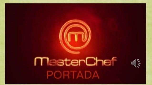 MASTER CHEF SWEET RECIPES