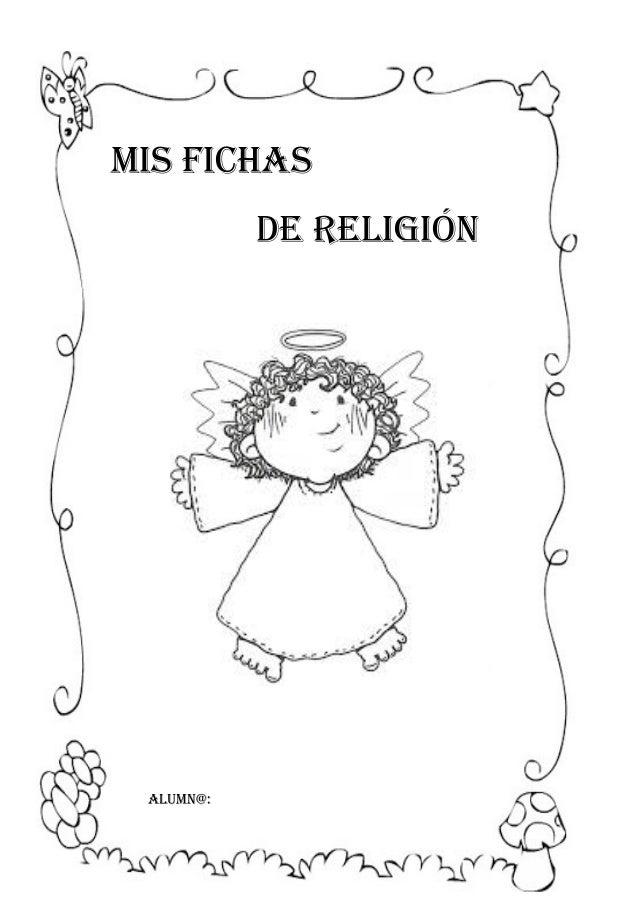 MIS FICHAS DE RELIGIÓN ALUMN@: