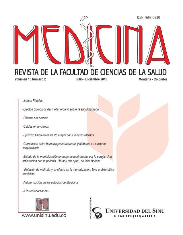 Revista de medicina Julio dic. 2016-2