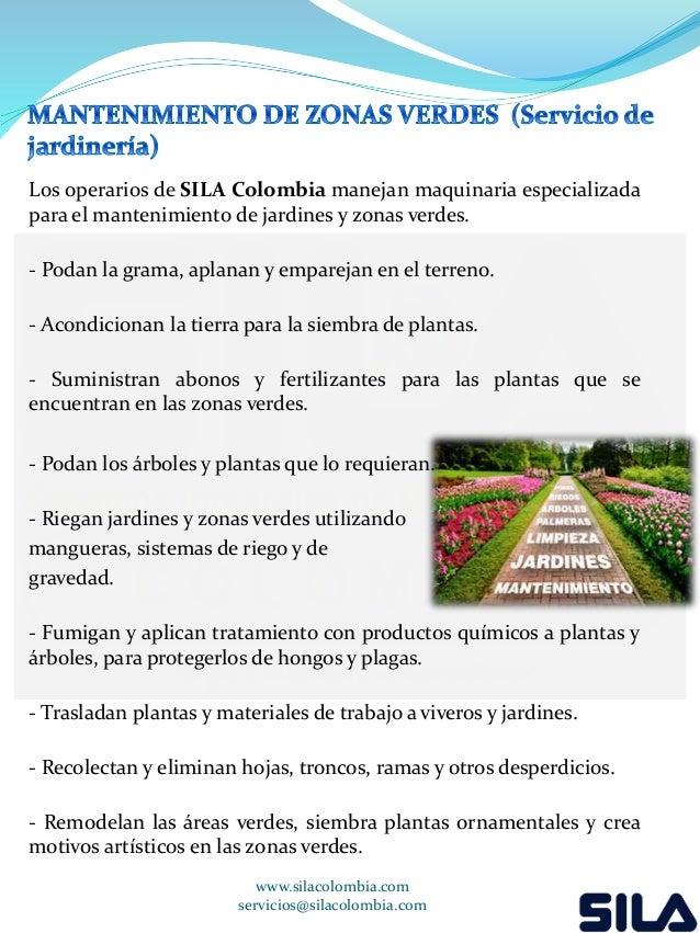 Sila colombia for Viveros plantas ornamentales colombia