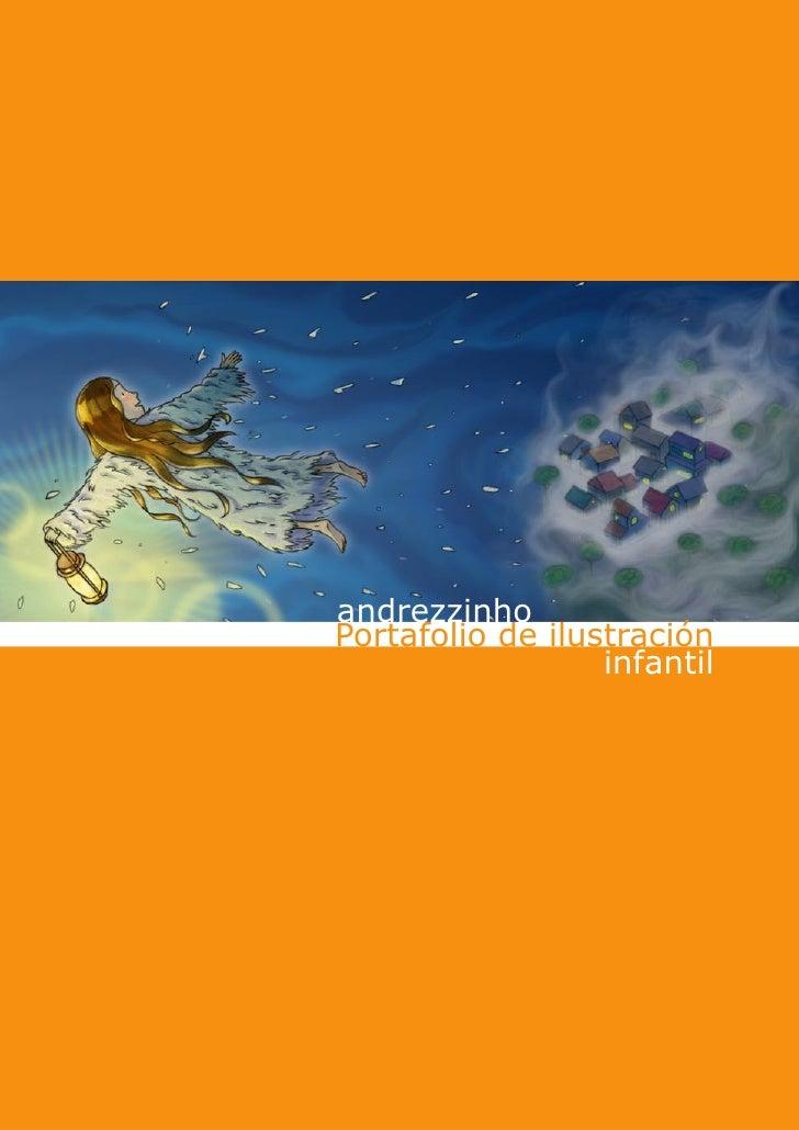andrezzinho Portafolio de ilustración                   infantil
