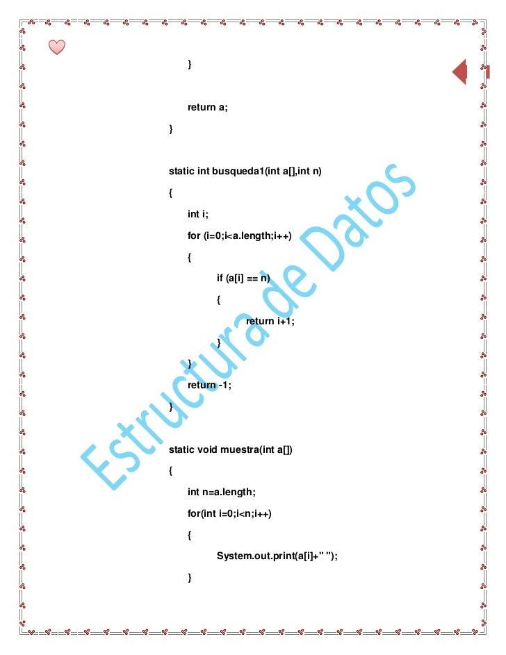 }                                           79    return a;}static int busqueda1(int a[],int n){    int i;    for (i=0;i<a...