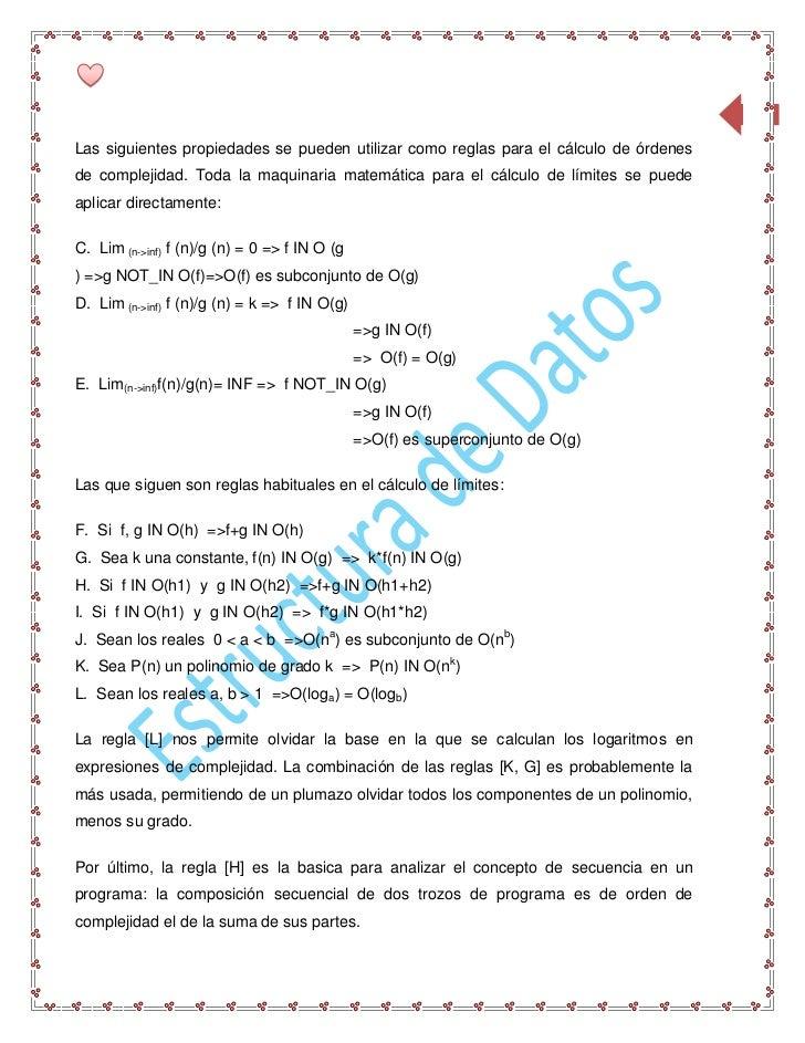 85Las siguientes propiedades se pueden utilizar como reglas para el cálculo de órdenesde complejidad. Toda la maquinaria m...