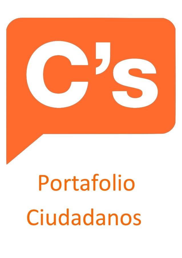 Portafolio Ciudadanos