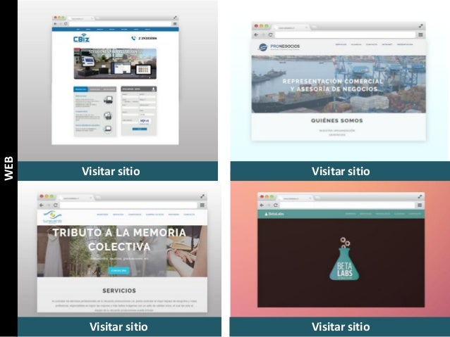 Visitar sitio Visitar sitio WEB