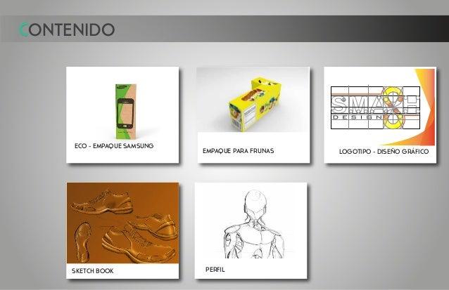 Como hacer un portafolio de dise o industrial casa dise o for Portafolio de diseno grafico pdf