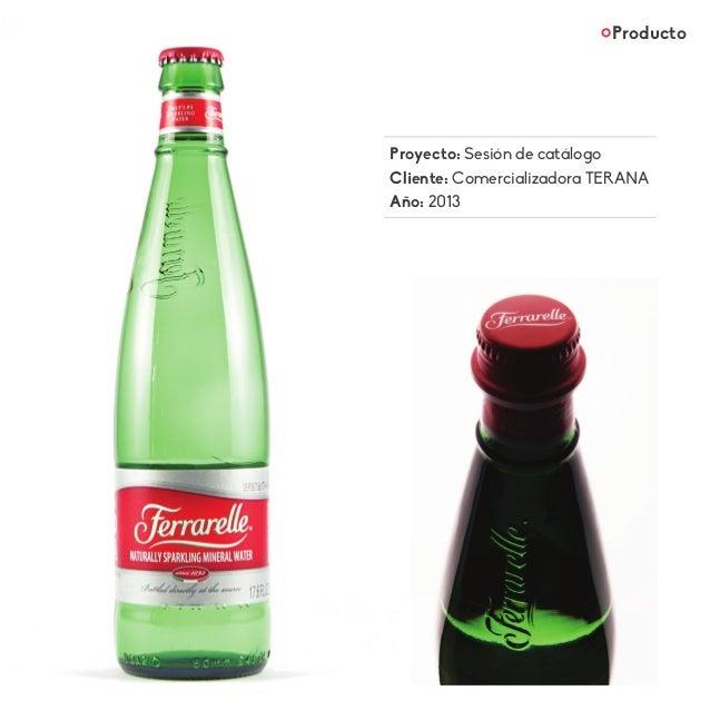 Proyecto: Sesión de catálogo Cliente: Comercializadora TERANA Año: 2013 Producto