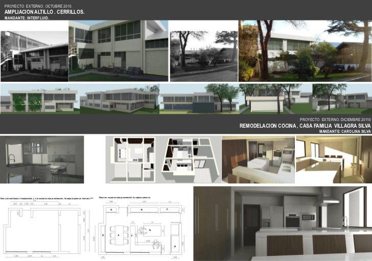 Portafolio camila griffero for Portafolio arquitectura