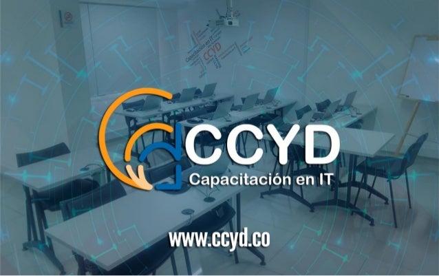 CCYD Colombia Alquiler de Aulas T.I.