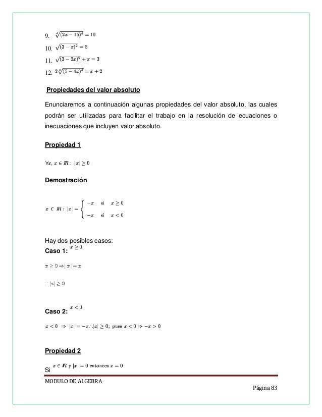 Portafolio de algebra