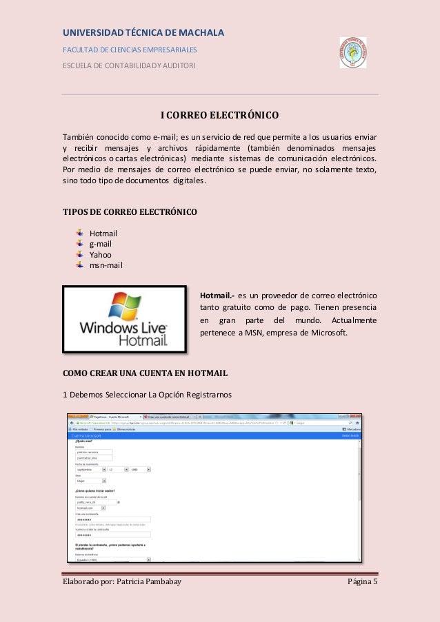 Tutorial de computacion basica ii.