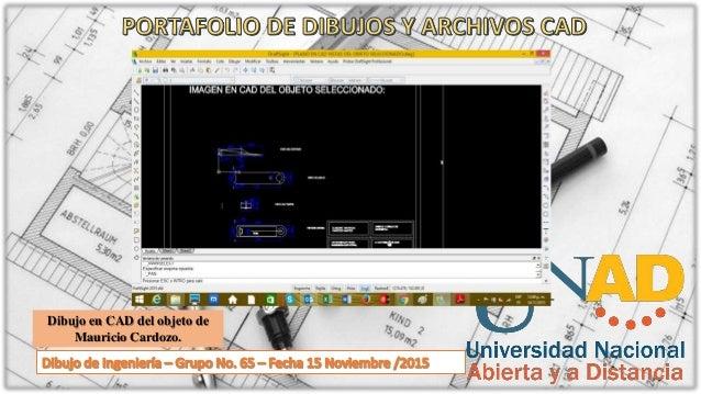 Portafolio de dibujos y archivos cad for Archivos de cad