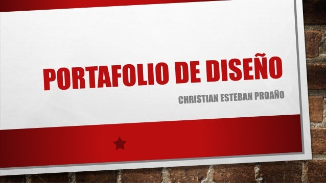 CHRISTIAN ESTEBAN PROAÑO • DISEÑADOR GRÁFICO Y MULTIMEDIA • IMBABURA 14/04/1978
