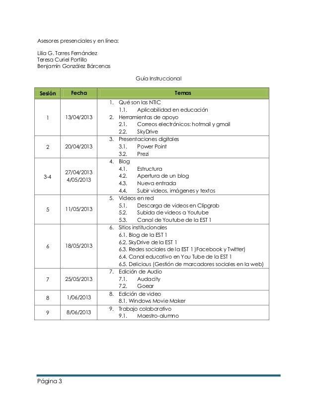 Portafolio de Evaluación Slide 3