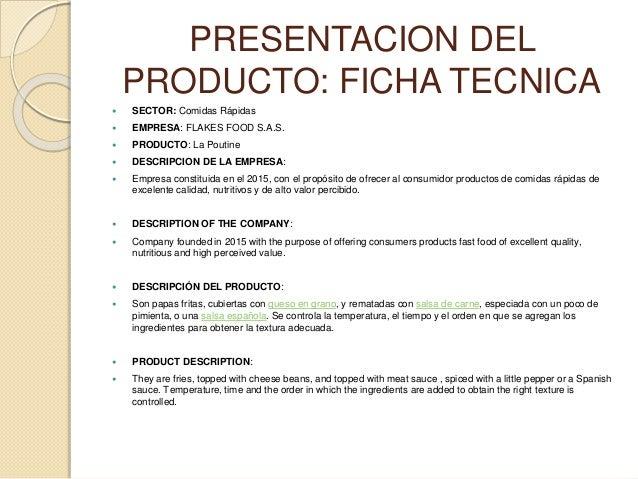 Portafolio de proyectos dise o industrial y de servicios - Descripcion del producto ...