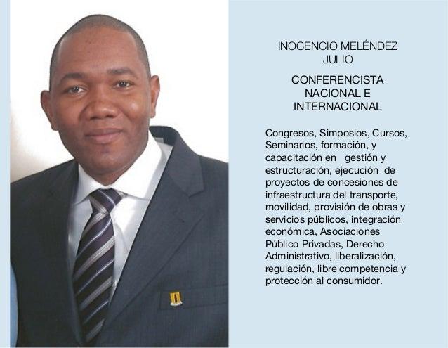 CONFERENCISTA NACIONAL E INTERNACIONAL Congresos, Simposios, Cursos, Seminarios, formación, y capacitación en gestión y es...
