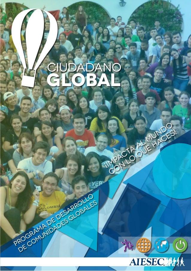 Desde la oficina nacional de AIESEC en Colombia, estamos buscando mejorar tu experiencia y es por esto que hicimos una ali...