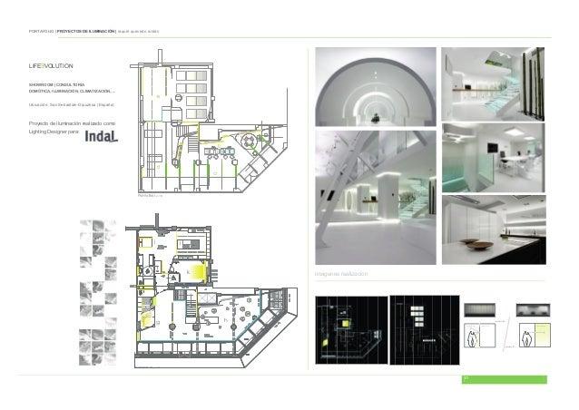 01PORTAFOLIO | PROYECTOS DE ILUMINACIÓN | raquel quevedo roldánProyecto de iluminación realizado comoLighting Designer par...