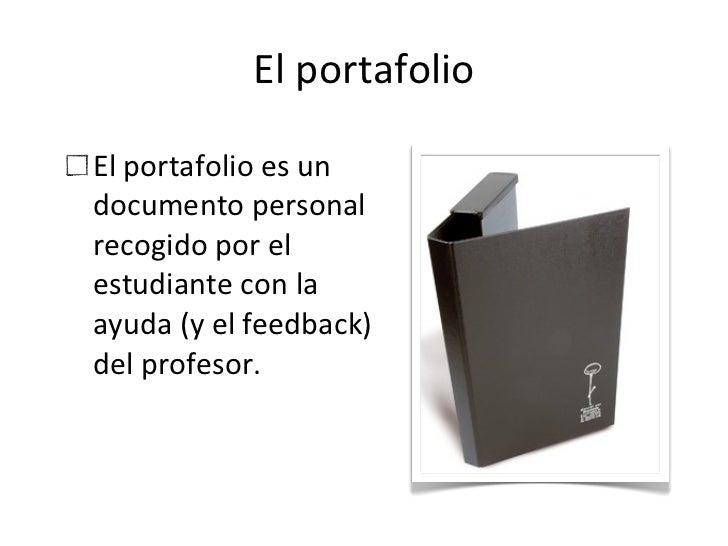 Portafolios Slide 2