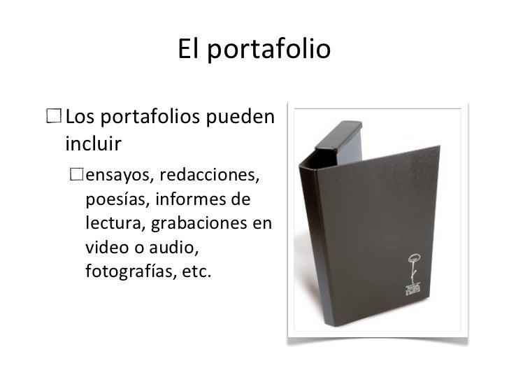 Portafolios Slide 3