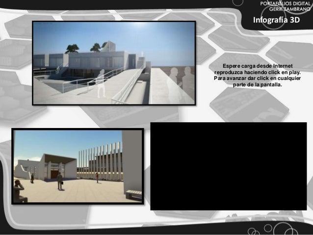 Portafolios de trabajos gerik zambrano 2016 - Modulo diseno de interiores ...