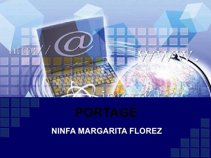 PORTAGE NINFA MARGARITA FLOREZ