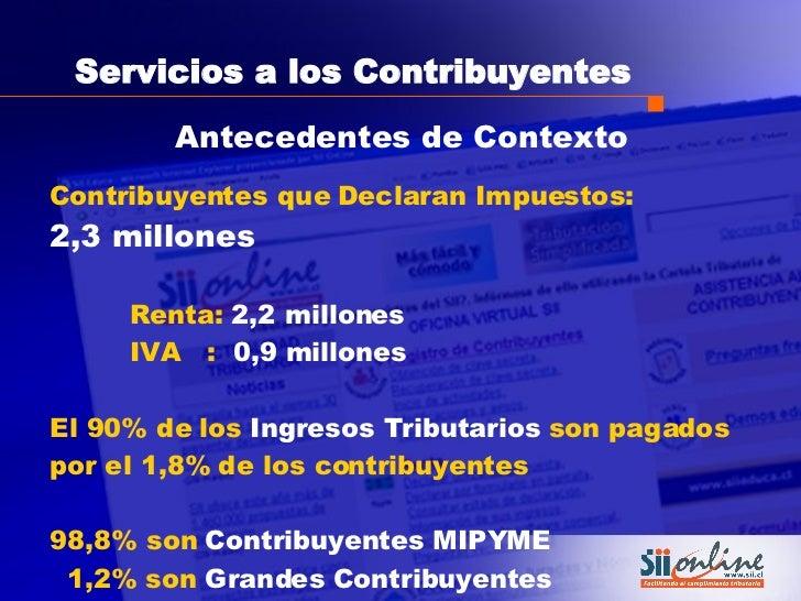 portal tributario mipyme servicio de impuestos internos