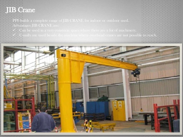 Portal Crane Malaysia