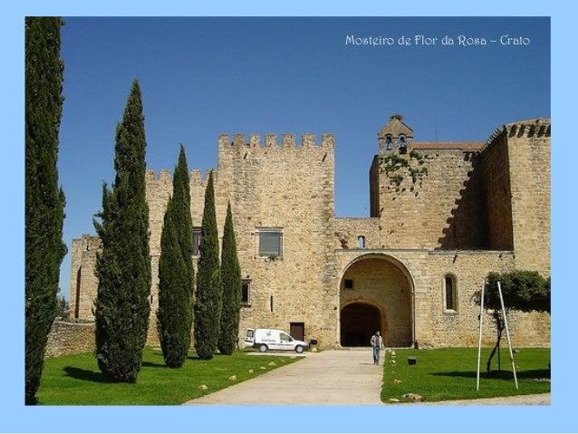 Mosteiro de Flor da Rosa – Crato