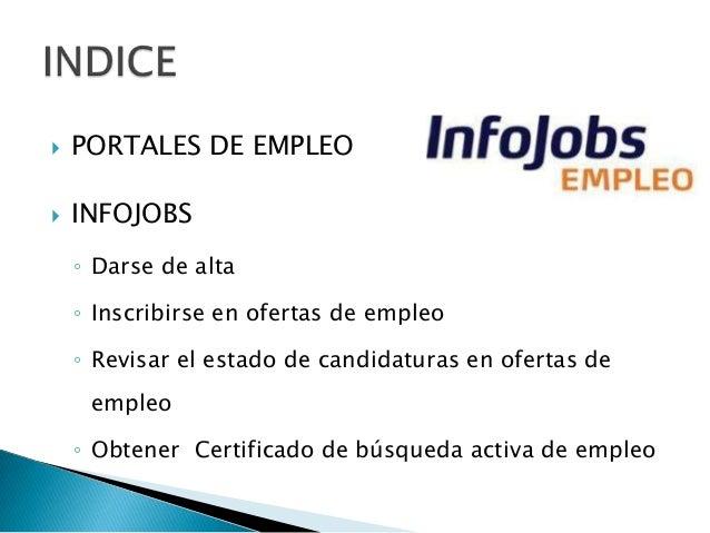 Portales de empleo for Ofertas de empleo en la linea