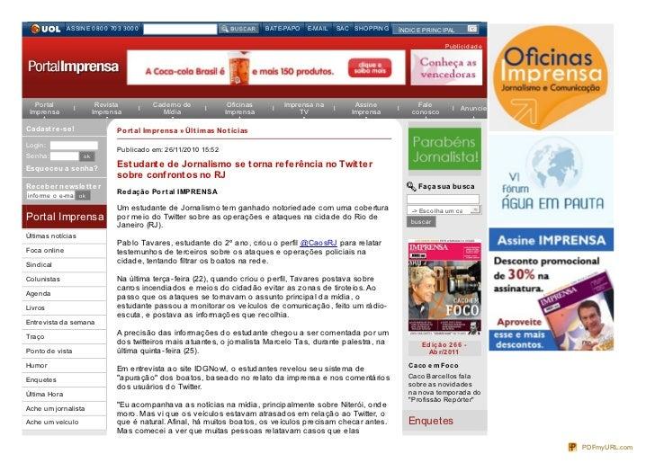ASSINE 0 8 0 0 70 3 30 0 0                                      BATE-PAPO   E-MAIL       SAC SHO PPING   ÍNDICE PRINCIPAL ...