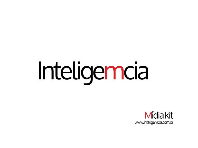 Portal Inteligemcia Mídia Kit