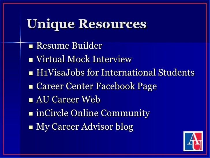 sis and internships