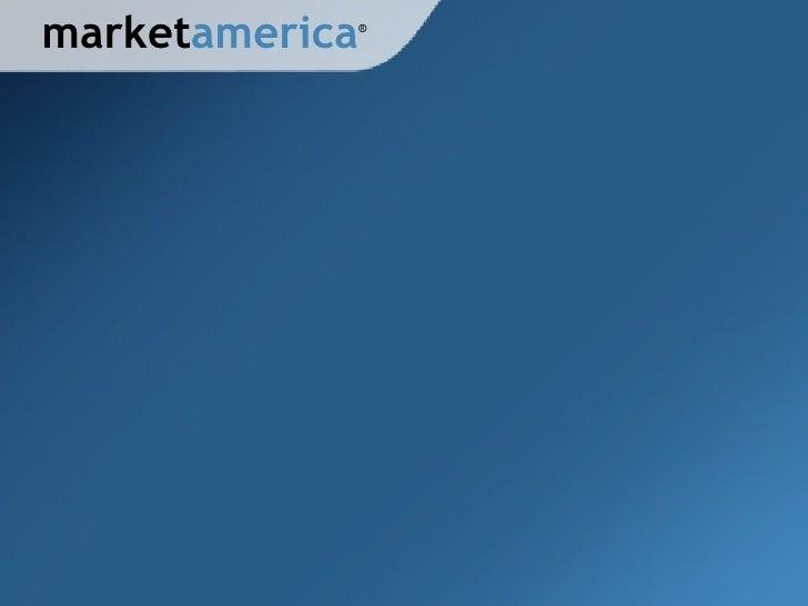 market america ®