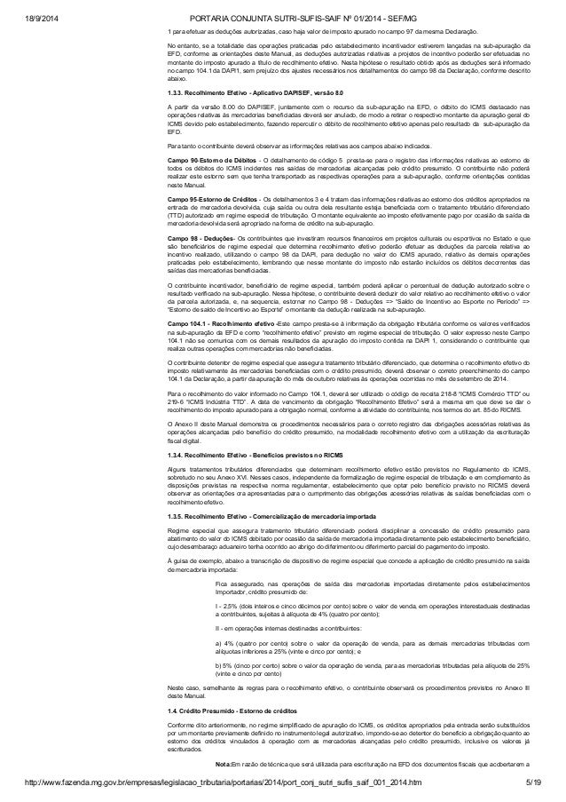 VAF 2013 PROGRAMA BAIXAR