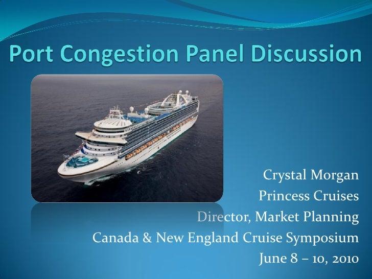 Crystal Morgan                         Princess Cruises               Director, Market Planning Canada & New England Cruis...