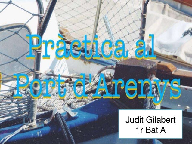 Judit Gilabert  1r Bat A