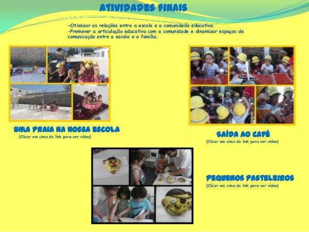 Como Organizar Uma Festa Da Familia Na Escola Final De Ano: Portefólio Digital 2013