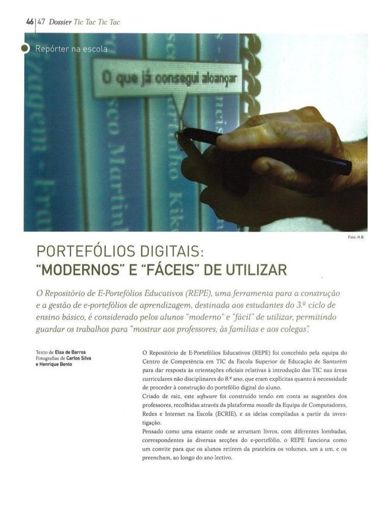 Portefolios digitais 1[1]