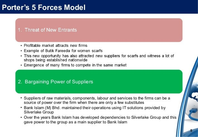 five micheal porter analysis of ptcl Porter's five forces analysis porter's five forces analysis is a framework for industry analysis and business strategy development formed by michael e porter of harvard business school in 1979.