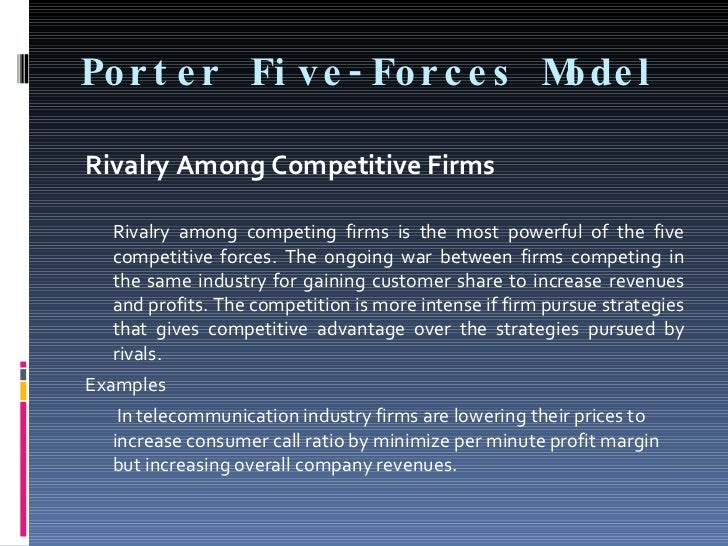 the five porter model in bajaj Facebook inc's five forces analysis (porter model) is shown in this case study on the social media competition, buyers, suppliers, substitutes & new entry.